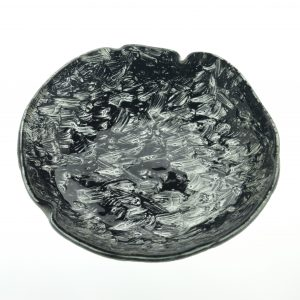 ensaladera vidrio
