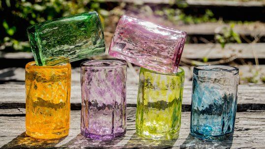 vidrio soplado